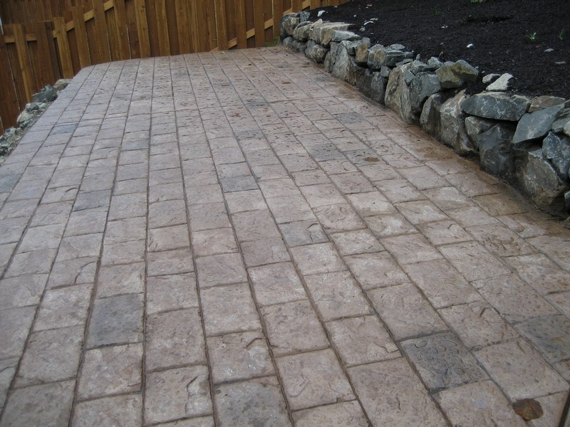 stamped-concrete-puyallup-wa